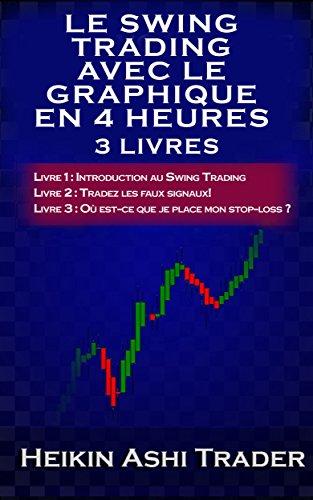 Le Swing Trading Avec Le Graphique En 4 Heures : Livres 1-3