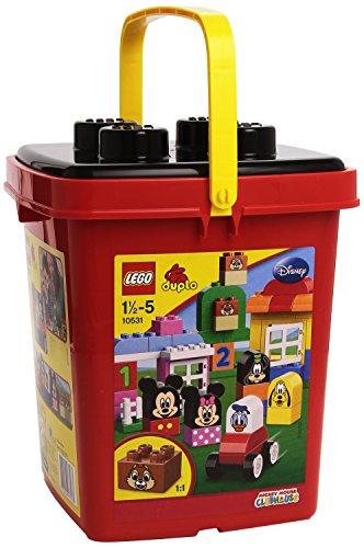 LEGO Duplo - Cubo Disney Mickey y sus amigos (10531)