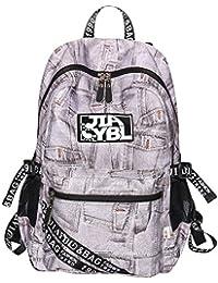69d0b6de7 Backpack Mochilas Escolares Mujer Mochila Escolar Grande Bolsa Casual  Colegio Bolso Para Chicas