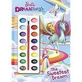 The Sweetest Dream (Barbie Dreamtopia) (Paint Box Book)