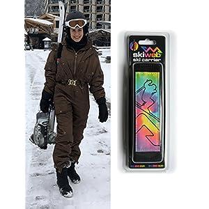Skiweb Skiträger – Hände Frei