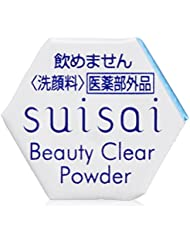 Kanebo Suisai Beauty Clear Powder 0.4g * 32 pieces