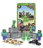 Minecraft 16703 - Papierset zum Selberbasteln, Feindliche Mobs, 30 Teile