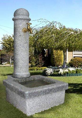 Granitbrunnen'Waldenstein'