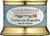 Terrine mit Roequefort-Käse und Perigord-Walnüssen