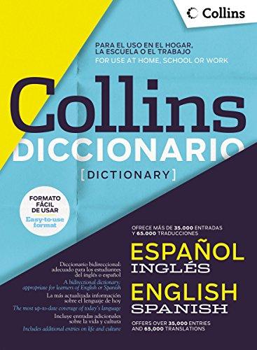 Diccionario Collins Español-Inglés / Inglés-Español por Collins