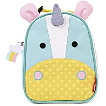 Skip Hop Zoo Lunchies Unicorn - Mochila para merienda