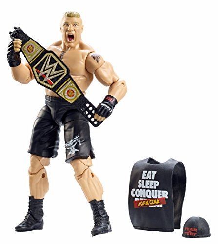 WWE Elite Series 37 Action Figure - Brock Lesnar -