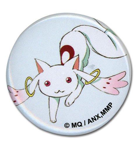 Unbekannt Great Eastern Entertainment Madoka Magica Film Kyubey Button, 3,2cm