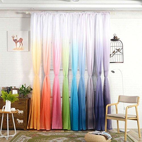 Handfly, tende da camera da letto con stampa, tende alla moda per ...