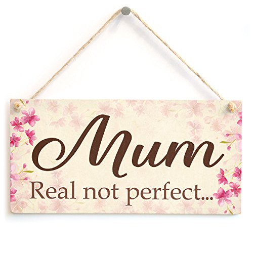 Mum, nicht perfekt, Girlanden, Zuhause für Mum