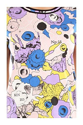 9202TS79334K02 Kenzo Femme Coton Rose Rose
