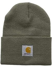 ... Abbigliamento   Uomo   Accessori   Cappelli e cappellini   Multicolore.  Carhartt Acrylic Watch Berretto - Heather Grey 7cc1c707d971