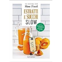 Estratti e succhi slow: 1