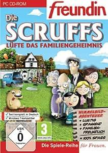 Die Scruffs: Lüfte das Familiengeheimnis