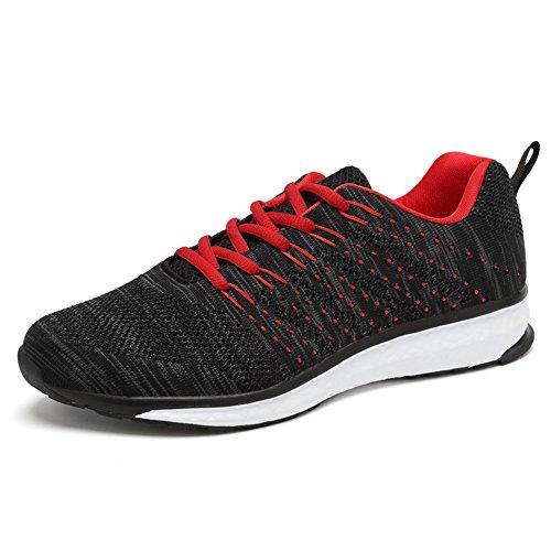 Fitness Sneaker Schuhe Herren Atmungsaktiv Schnürer Low Top Running Laufschuhe Studenten Outdoor Sport