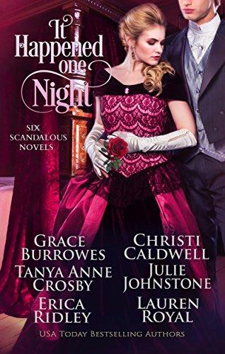It Happened One Night: Six Scandalous Novels
