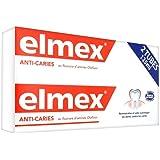 Elmex - Dentifrice Anti Caries 2x125ml Elmex