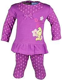 Looney Tunes Tweety Baby Set Leggins Tunika 2in1-Look pink/rosa M19