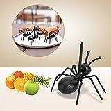 Obst Serving Gabel Nette Umweltfreundliche Mini Ant Home Küche Party Dekoration Kunststoff 12 Teile/satz
