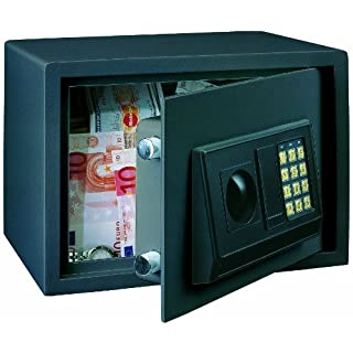 Rottner 3336 Mini Atlantis Single Wall Electronic Locking Home Safe