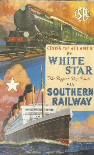 railway-recollections-transport-poster-no14-southern-railway-sr-white-star-atlantic-crossing-white-s