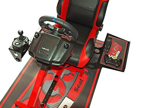 Drive Game Seat (Bundle 1) Postazione Simulatore Guida