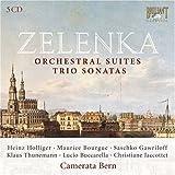 Zelenka: Orchestral Works,Trio Sonatas