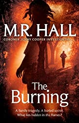 The Burning (Coroner Jenny Cooper series) by M. R. Hall (2014-02-27)