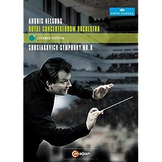 Schostakowitsch / Wagner: Symphonie Nr.8 / Rienzi Ouvertüre