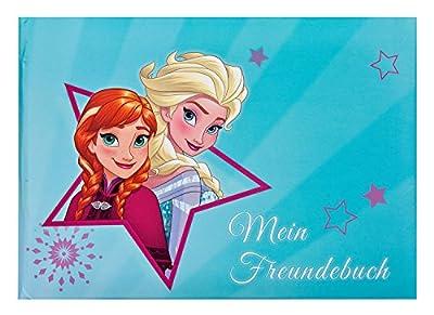 Undercover frsw0964Disney Frozen: Amigos libro, A5 de Undercover