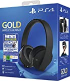 Gold Wireless Headset Fortniteneo Versa Bundle (PS4)