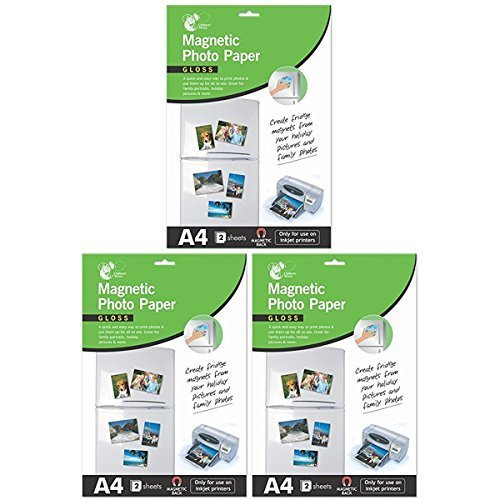 6-sheets-a4-magnetic-photo-paper-gloss-3-packs-of-2