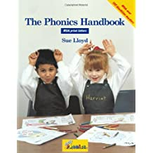 The Phonics Handbook: In Print Letters