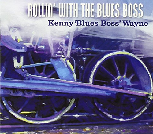 Boss Frog (Rollin' With the Blues Boss)