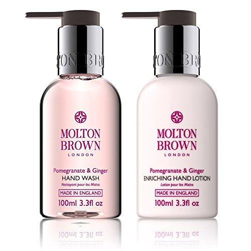 Molton Brown Mini Melograno & Zenzero Lavaggio A Mano & Lozione Duo
