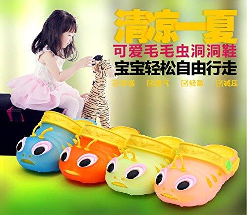 Shi xiaoshu , Baby Mädchen Krabbelschuhe & Puschen Himmelblau