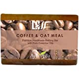 [Sponsored]Lass Naturals Coffee And Oat Meal - Handmade Premium Bathing Soap 125 Gm - Skin Care
