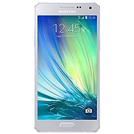 Samsung A500 Galaxy A5 Smartphone, 16 GB, Bianco + Sennheiser OCX686G