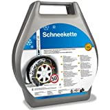 Cartrend 7848290 Safety - Cadenas para nieve (2 unidades, talla 90)