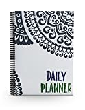 #10: The Mandala Touch - Daily Planner (A5 Size)