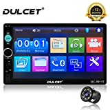 Dulcet DC-9911T 240W Universal Fit Double Din 7 inch Full HD Touch Screen