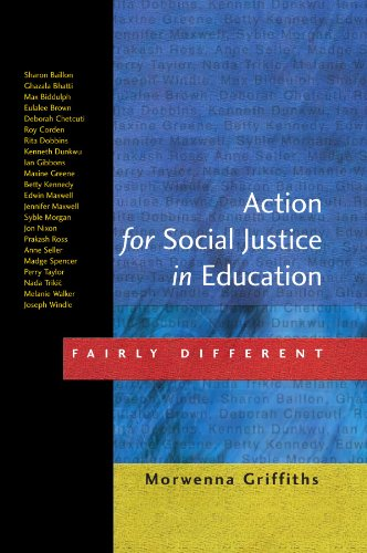 Action for Social Justice in Education: Fairly Different por Morwenna Griffiths