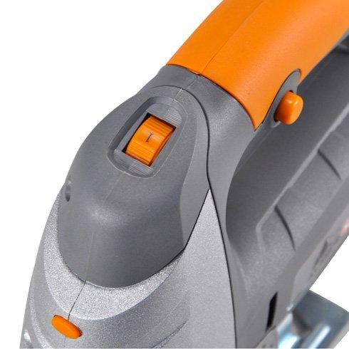 710 Watt Stichsäge Laser Pendulhub Schnellblätterwechsel - 3