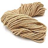 GCM Hemp1 Corda di Canapa Artigianato Fai-da-Te Design di fissaggi Cordone di Juta Arti e Mestieri Corda di Iuta Imballaggio Industriale Corda di Corda Corda Tie Backs Bundling Decoration