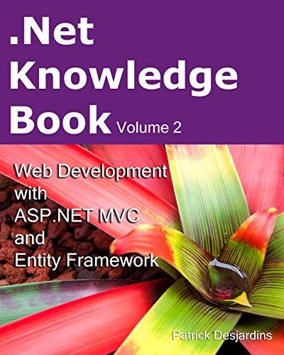 .Net Knowledge Book : Web Development with Asp.Net MVC and Entity Framework