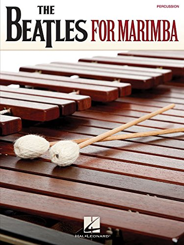 The Beatles For Marimba: Noten, Songbook für Marimba