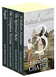 The Elizabeth Chater Regency Romance Collection #3