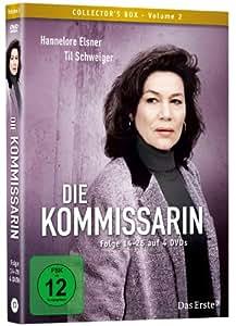 Die Kommissarin (4DVD Box) Folge 14-26 [Collector's Edition]