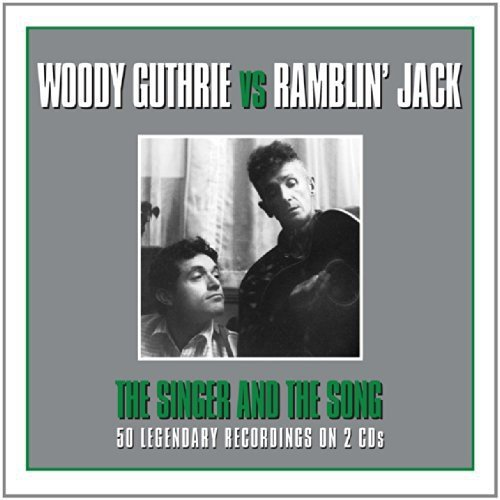 The Singer & the Song - Ramblin Jack Elliot